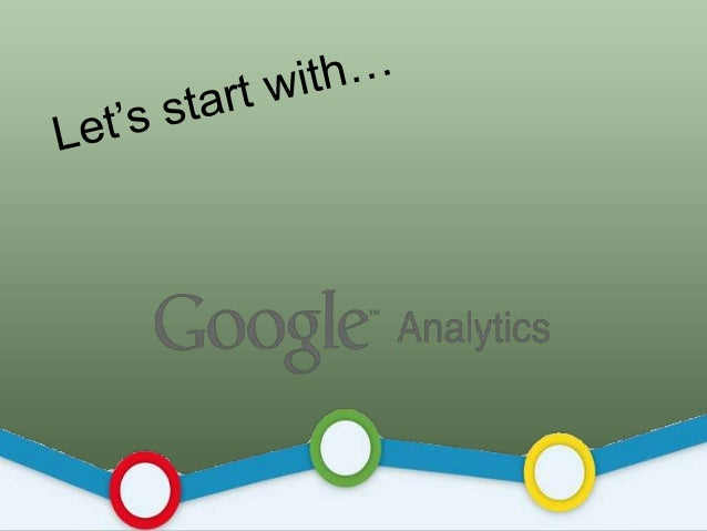 Google Analytics & Omniture: What they can do for you! Slide 2