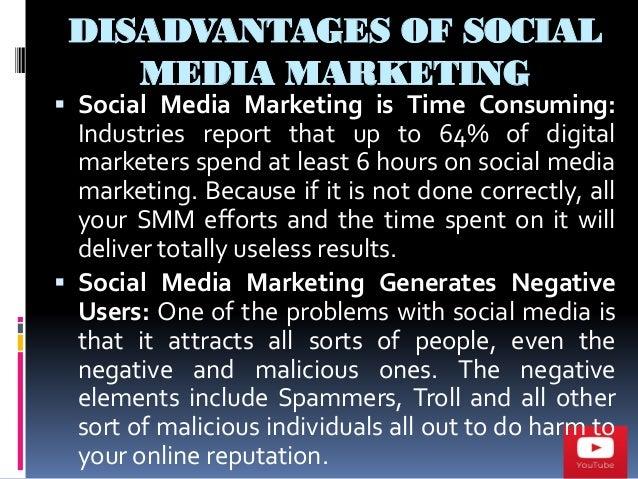 Social Media Marketing using Youtube - Seminar Presentation - 웹