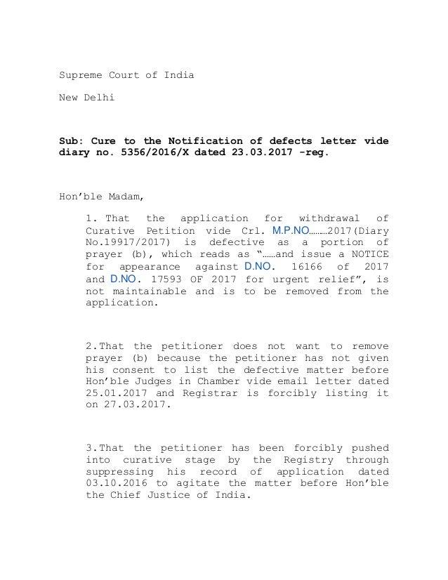 Om praksh Supporting Documents for RTI dated 26.03.2017 Slide 3