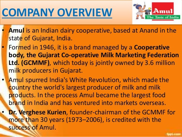 Gcmmf india s largest exporter of dairy