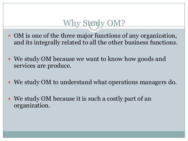 Category Operations Management Case Solutions