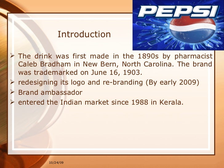 pepsi decision making process Rational decision making rational decision making is a multi-step process, from problem identification through solution, for making logically sound decisions.