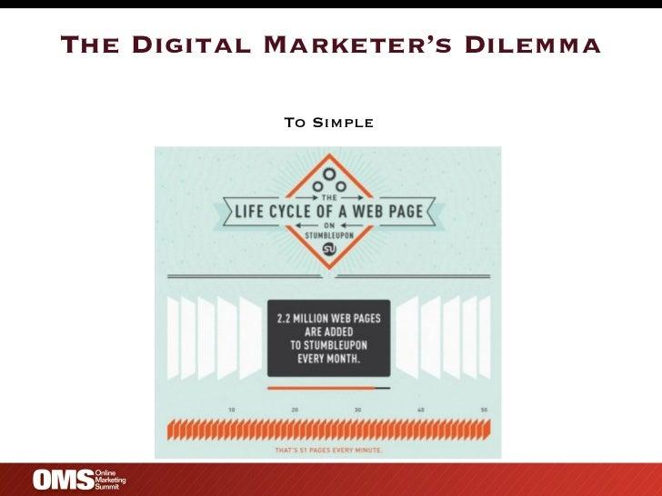 OMS 2012: Cross Channel Marketing, Attribution & Success Tactics Slide 3