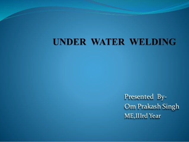 Presented By- Om Prakash Singh ME,IIIrd Year