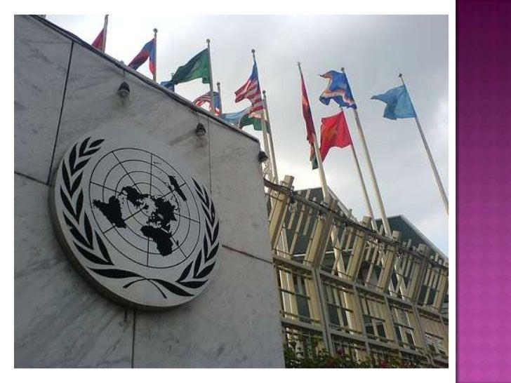    Es el organismo de las Naciones    Unidas encargado de la    promoción de un turismo    responsable, sostenible y    a...