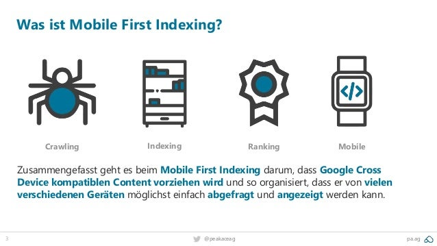 Welcome to a New Reality - SEO goes Mobile First in 2017 Slide 3