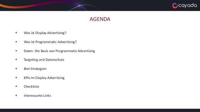 "OMT 2017 | Ingo Kamps: ""Einführung ins Programmatic Advertising"" Slide 3"