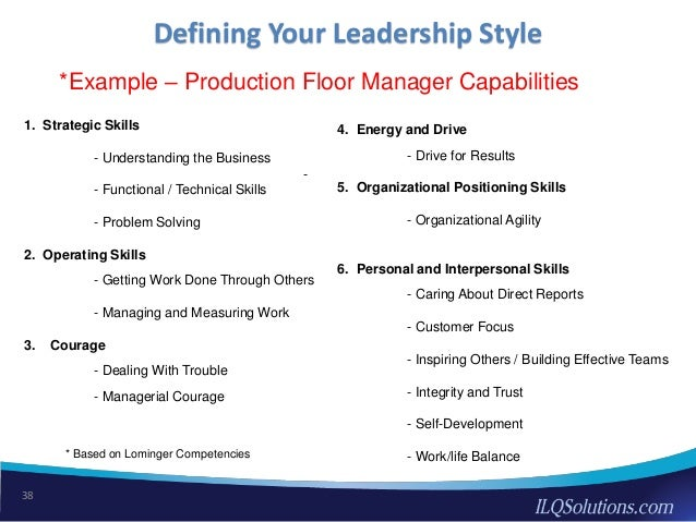 developing your leadership styles Developing your leadership style this course introduces students to different leadership traits and styles students analyze many types of leaders, both traditional and contemporary.