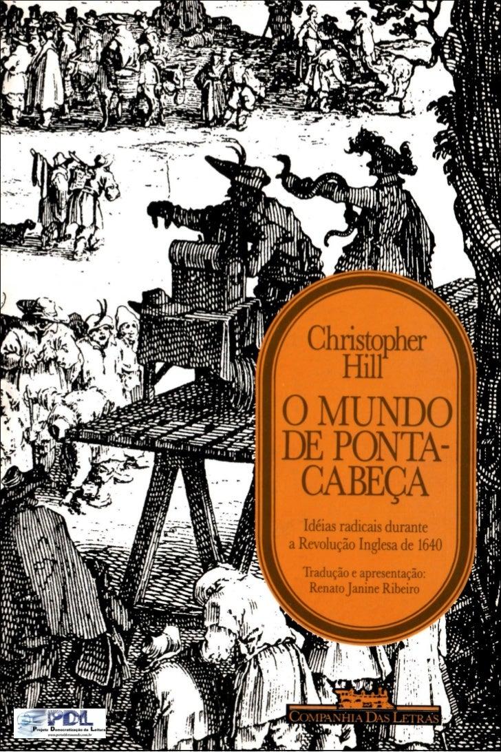 O MUNDO DE PONTA-CABEÇA
