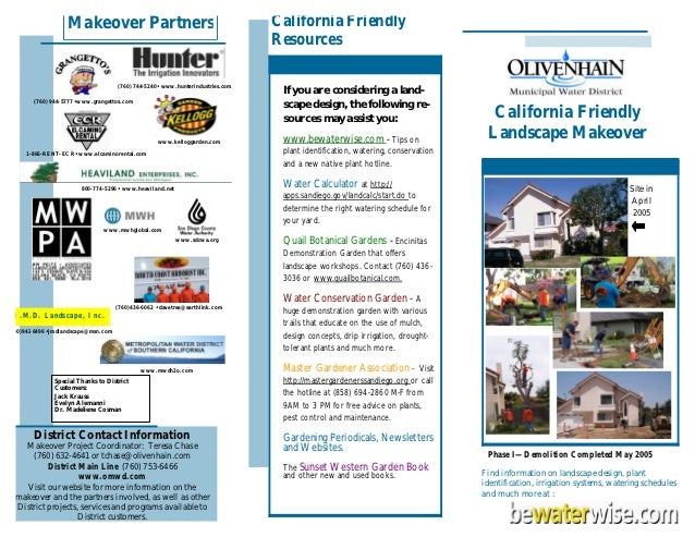 Makeover Partners                                              California Friendly                                        ...