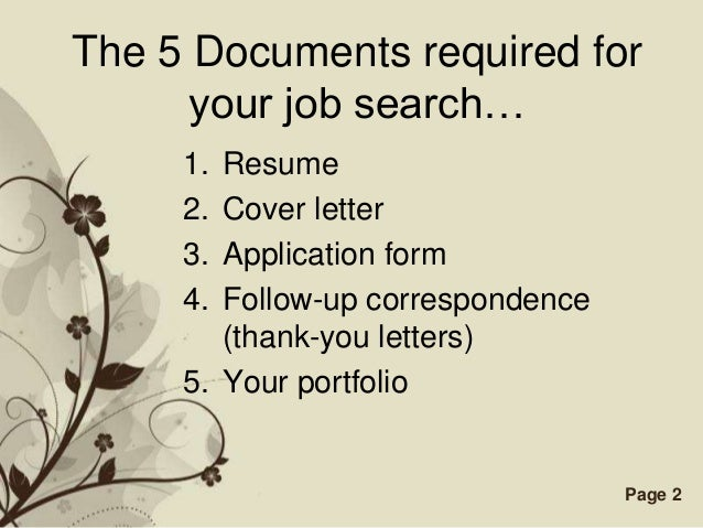 Thank You Follow Up Letter Name Address Contact Information Date Job Interviewer Job Interview address