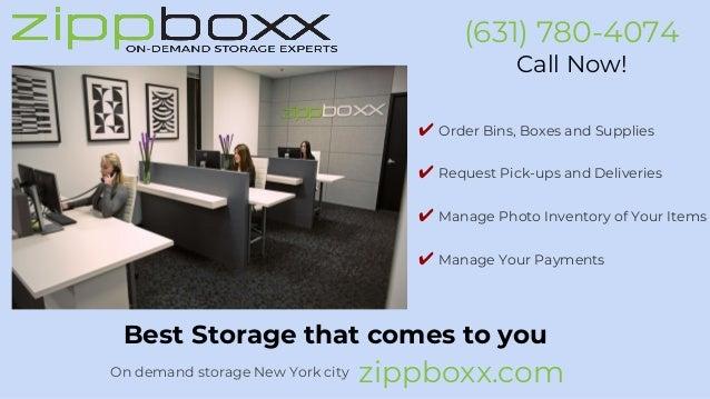 Nice ComOn Demand Storage New York City; 10.