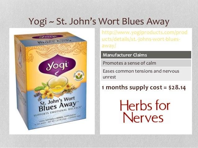 Herbal supplement nervous tension
