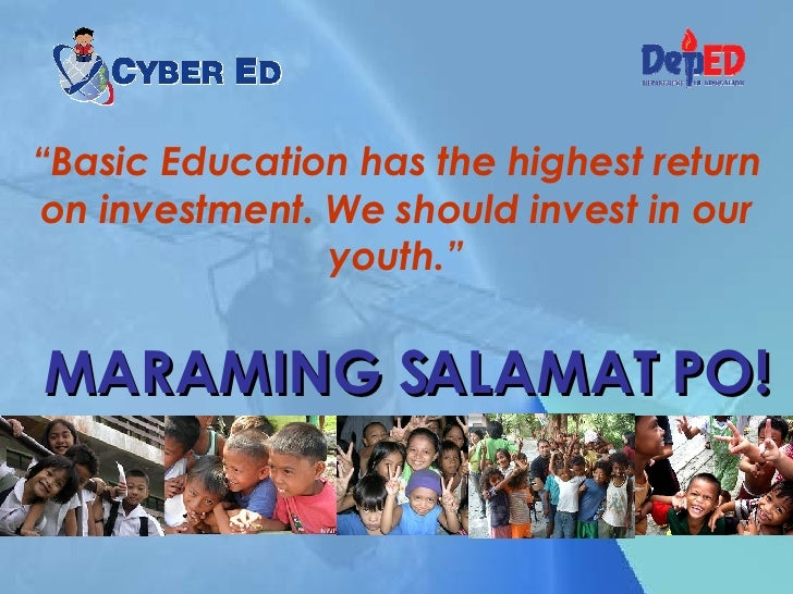 Enhancing the Quality of Education in the Philippines Essay