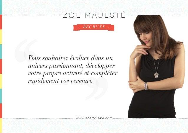 ''''              Zoé majesté                      RECRUTE                      ''                      ''                ...