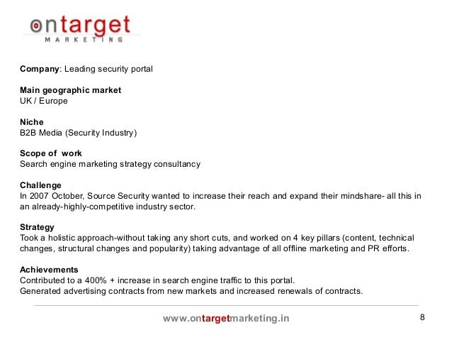 On Target Marketing Solutions - Digital Marketing Agency, Mumbai, Ind…