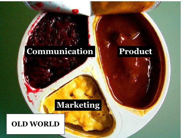 Communication Product Marketing OLD WORLD