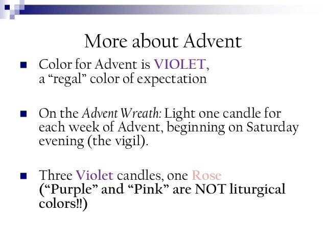 On Advent (2013)