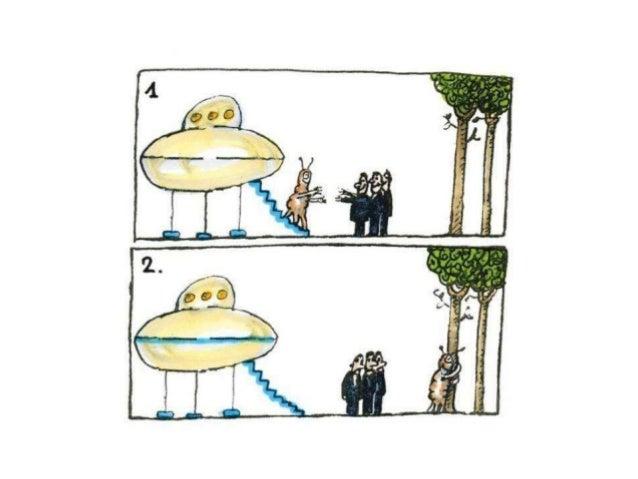 On aliens...