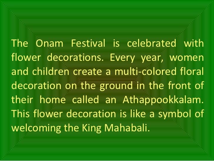 Ppt onam-festival-of-kerala powerpoint presentation id:5306719.