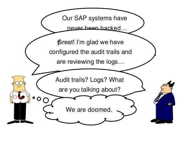 Onapsis SAP Forensics: Detecting White-Collar Cyber Crime