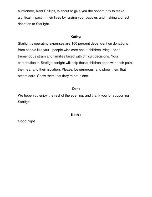 sample script for news anchor