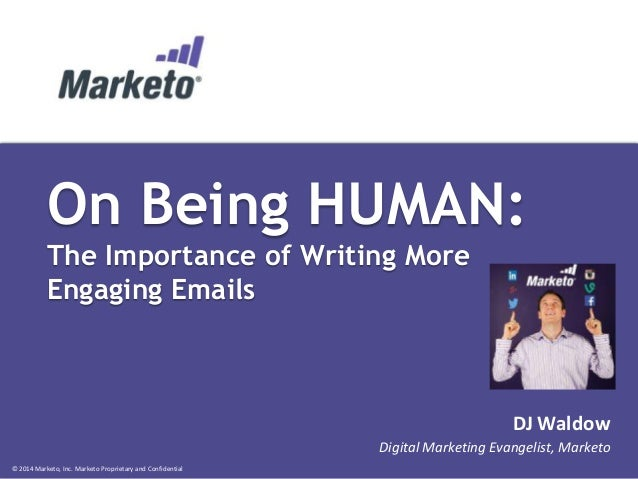On Being Human: The Importance of Writing More Engaging Emails