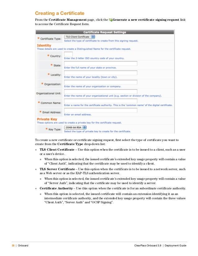 Onboard Deployment Guide 3.9.6