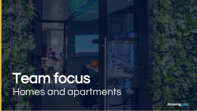 Team focus Homes and apartments