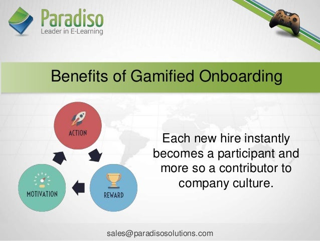Onboarding Gamification