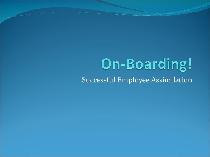 Onboarding powerpoint presentation for New employee orientation template powerpoint
