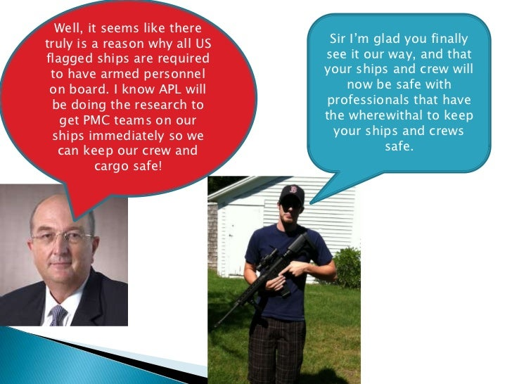 Well, it seems like theretruly is a reason why all US    Sir I'm glad you finallyflagged ships are required     see it our...