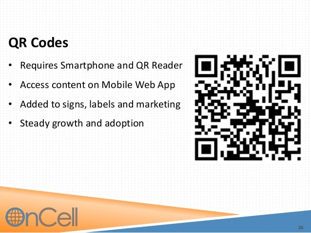 Oncell Mobile Tours