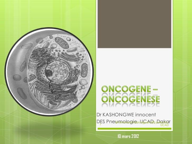 Dr KASHONGWE innocentDES Pneumologie, UCAD, pneumo, 1       dr innocent Kashongwe DES Dakar                               ...