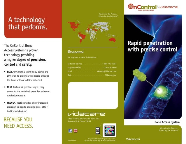 A technology    that performs.The OnControl Bone                                                                          ...