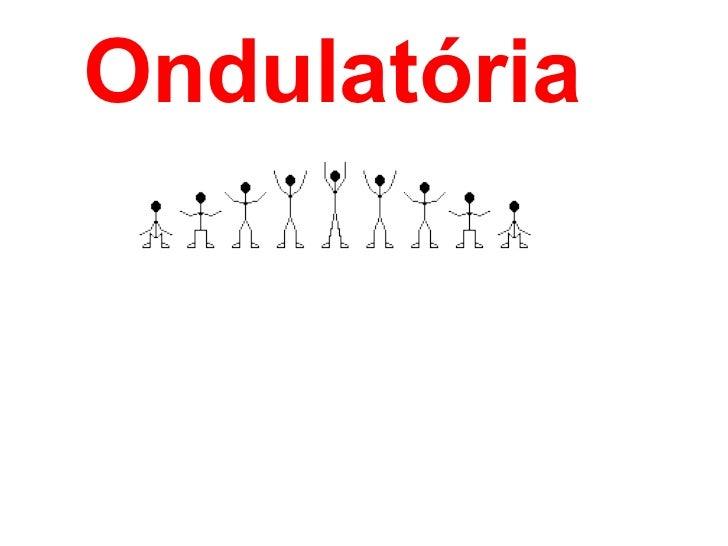 Ondulatória