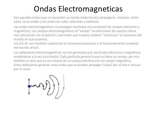 Exemplos de ondas magnéticas