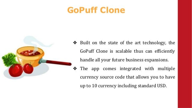 GoPuff Clone ❖ Built on the state of the art technology, the GoPuff Clone is scalable thus can efficiently handle all your...
