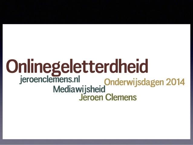 jeroenclemens.nl