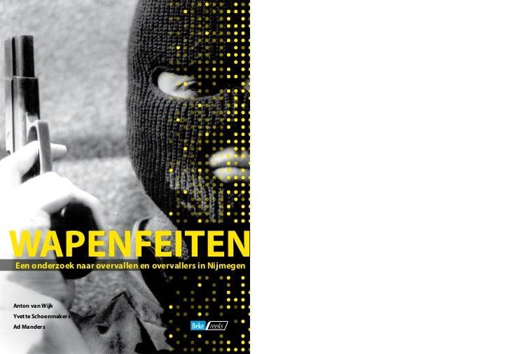 In opdracht van de gemeente Nijmegen heeft Bureau Beke een                                                                ...