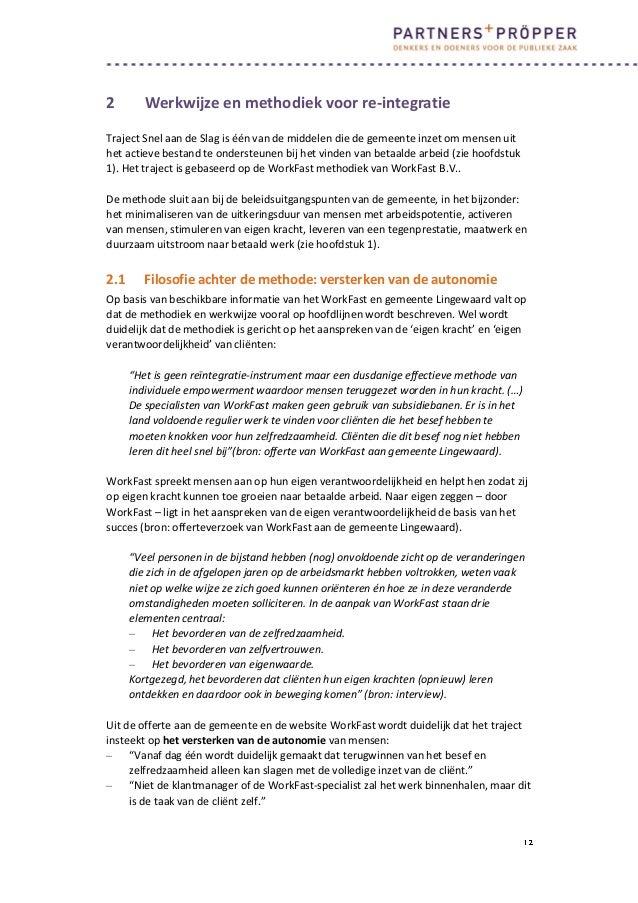 voorbeeld sollicitatiebrief wmo consulent Onderzoek re integratie in lingewaard   traject snel aan de slag/ Wor… voorbeeld sollicitatiebrief wmo consulent