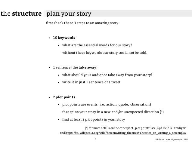 Immersive Storytelling: Scrollytelling One-Page Parallax - a