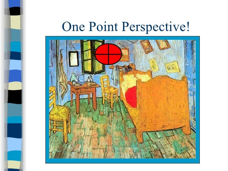 One Point Perspective!