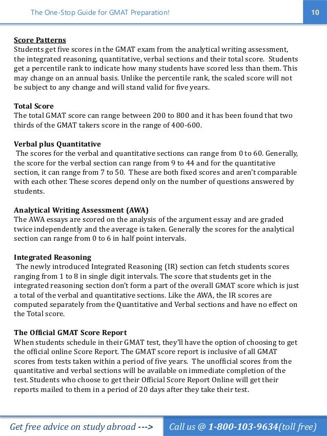 gmat essay writing preparation Awa or analytical writing assessment is the first hurdle of gmat, in which the aspirants are supposed to write down one essay on 'analysis of argument.