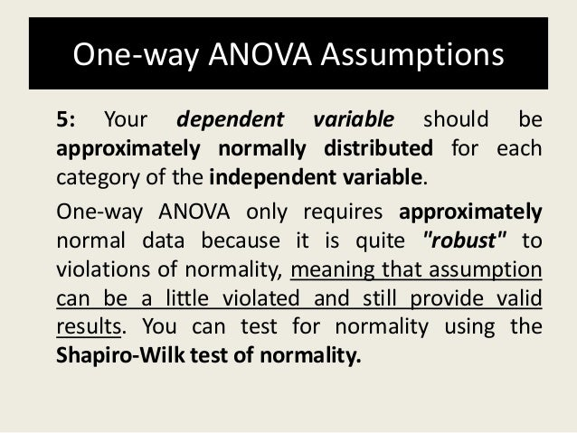 Anova example choice image example of resume for student.