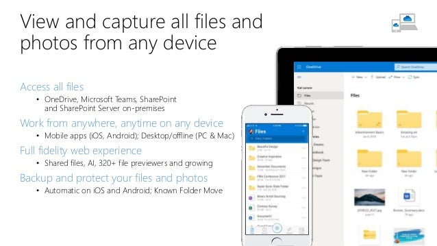 What's New with OneDrive for Business - SPFestSeattle