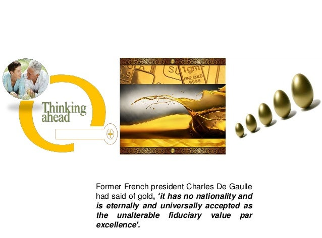 GOLD                  CERTIFICATESINVENTIVE SOLUTIONS FOR WEALTH PROTECTION
