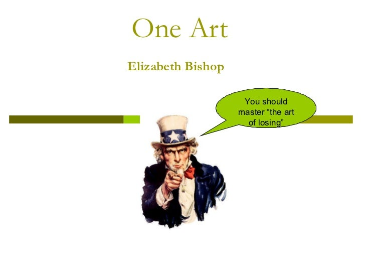 bishop one art analysis