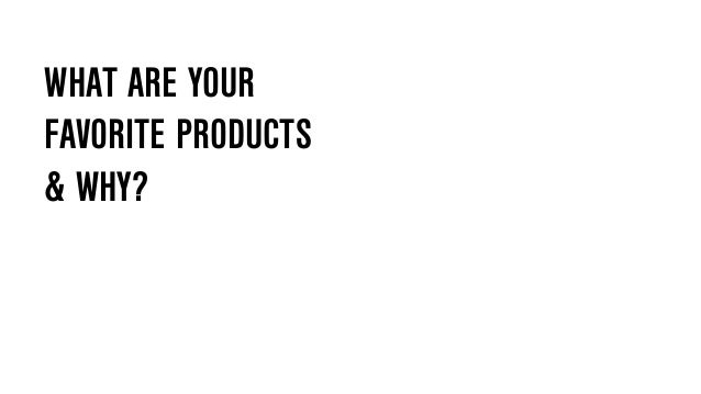 WHERE DOES (PRODUCT) DESIGN START?