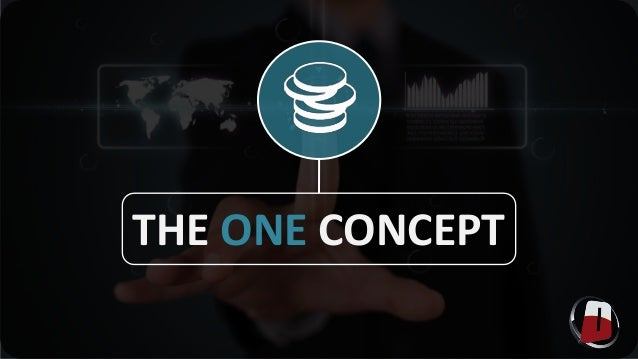 THE ONE CONCEPT
